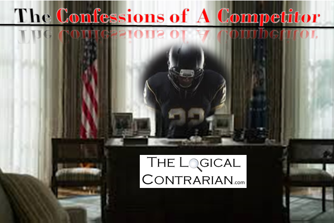 The Confessions Of A Competitor