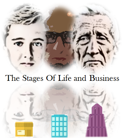 The Stages Of Life and Business