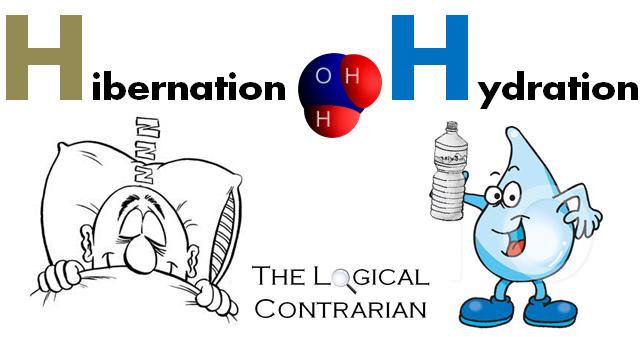Hibernation and Hydration