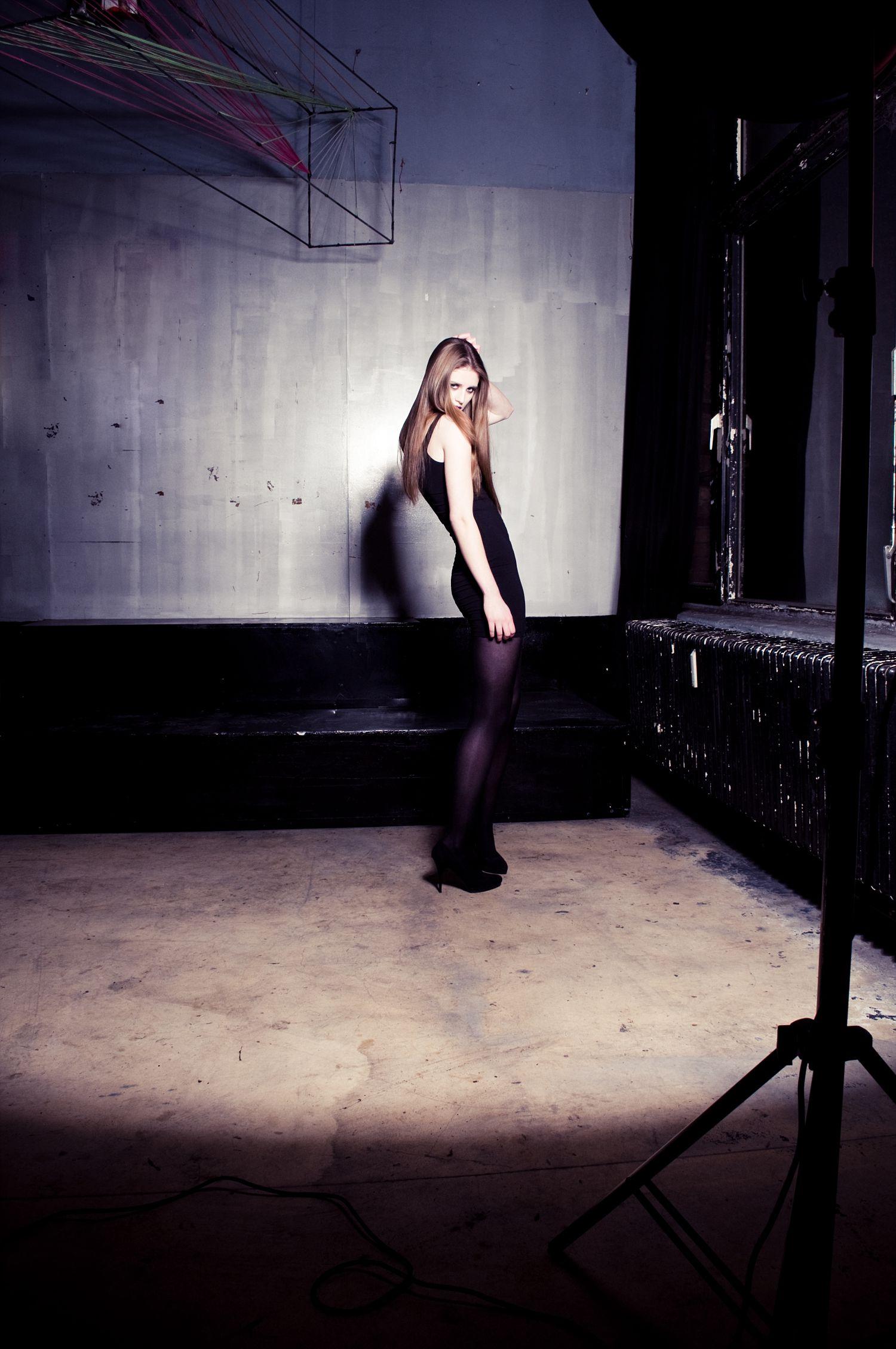 model  Judith  hair & make-up   Sabine Bierschenk