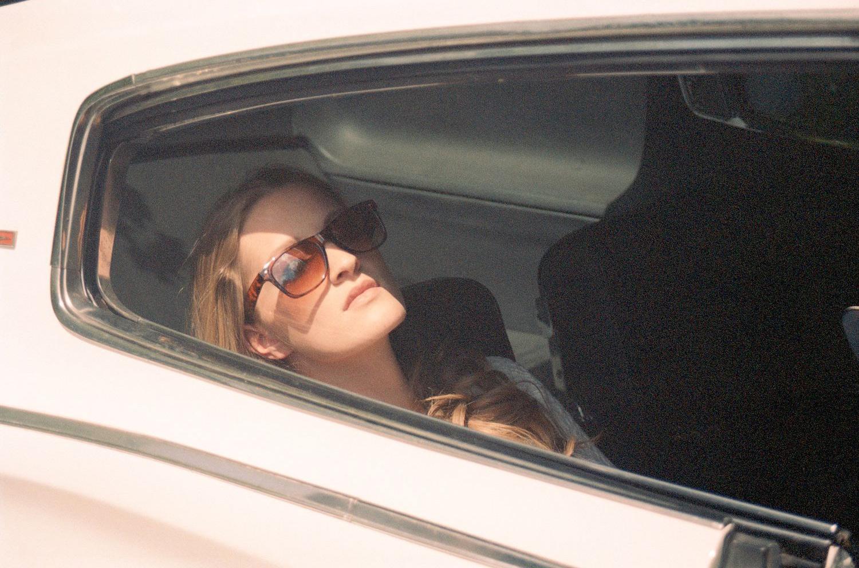 model   Hannah   hair & make-up   Sabine Bierschenk   styling  Corinna Saric  car  Alex