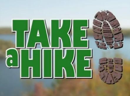 Take a Hike Logo