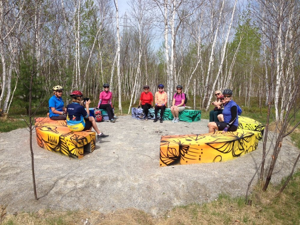 New Sudbury Historical Trail