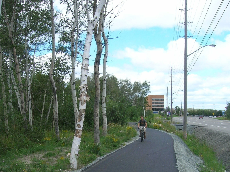 Ramsey Lake Path