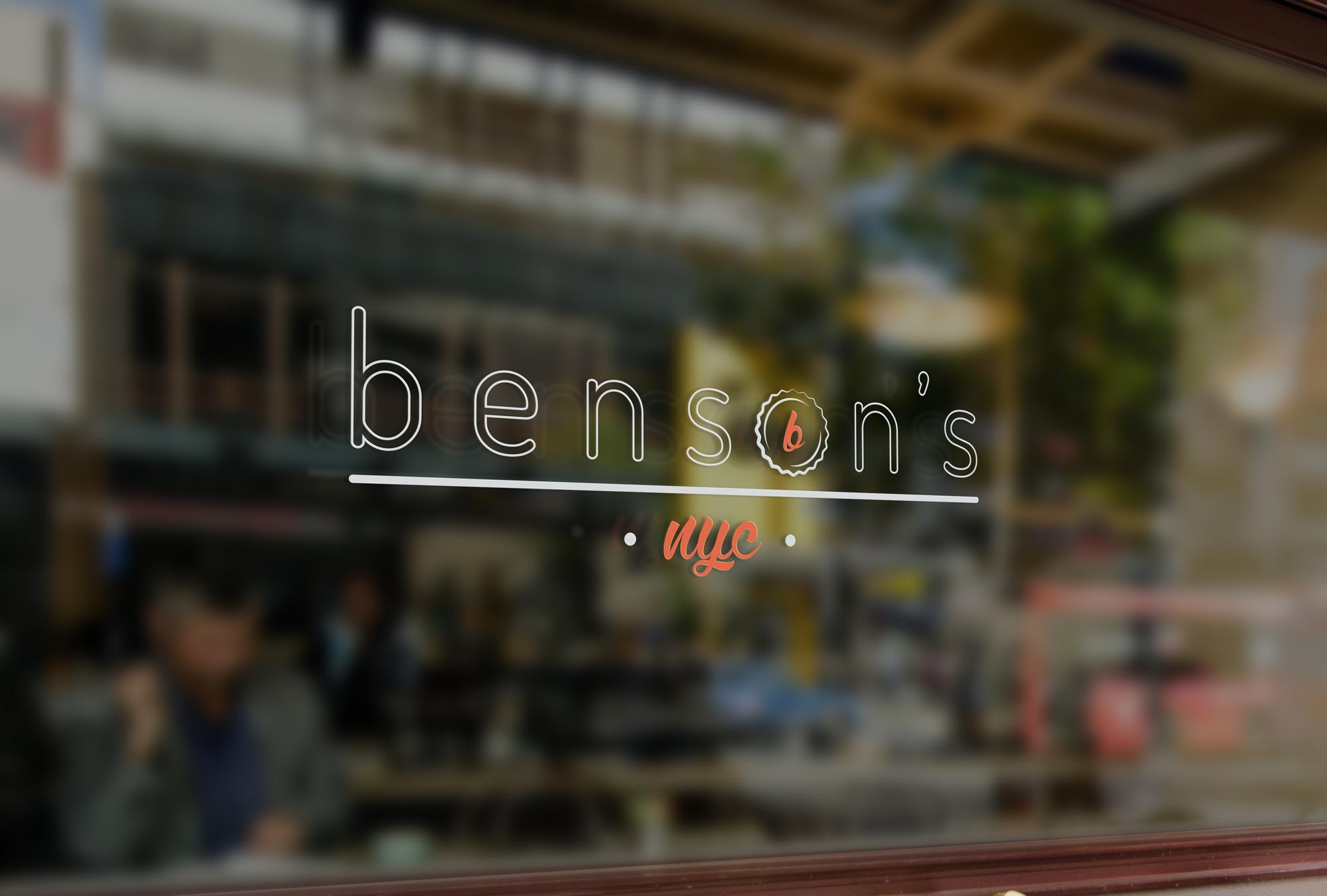 Benson's NYC
