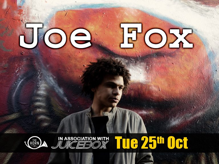 Joe Fox   A$AP Rocky collaborator and protégé Joe Fox comes to St Albans.     To Bear Sir     Minnie Birch        ♫☆♪☆♫☆♪☆♫☆♪☆♫☆♪☆♫☆♪☆♫☆♪☆♫☆  ♪☆♫☆♪☆♫☆♪☆♫☆♪☆♫☆♪☆♫☆♪☆♫☆♪☆    TICKETS: £4 Adv / £6 Door - ONSALE NOW    Ages 14+ (Under 18s to be accompanied by a guardian)  Tickets may be available on the door but we strongly advise you purchase them in advance to avoid disappointment