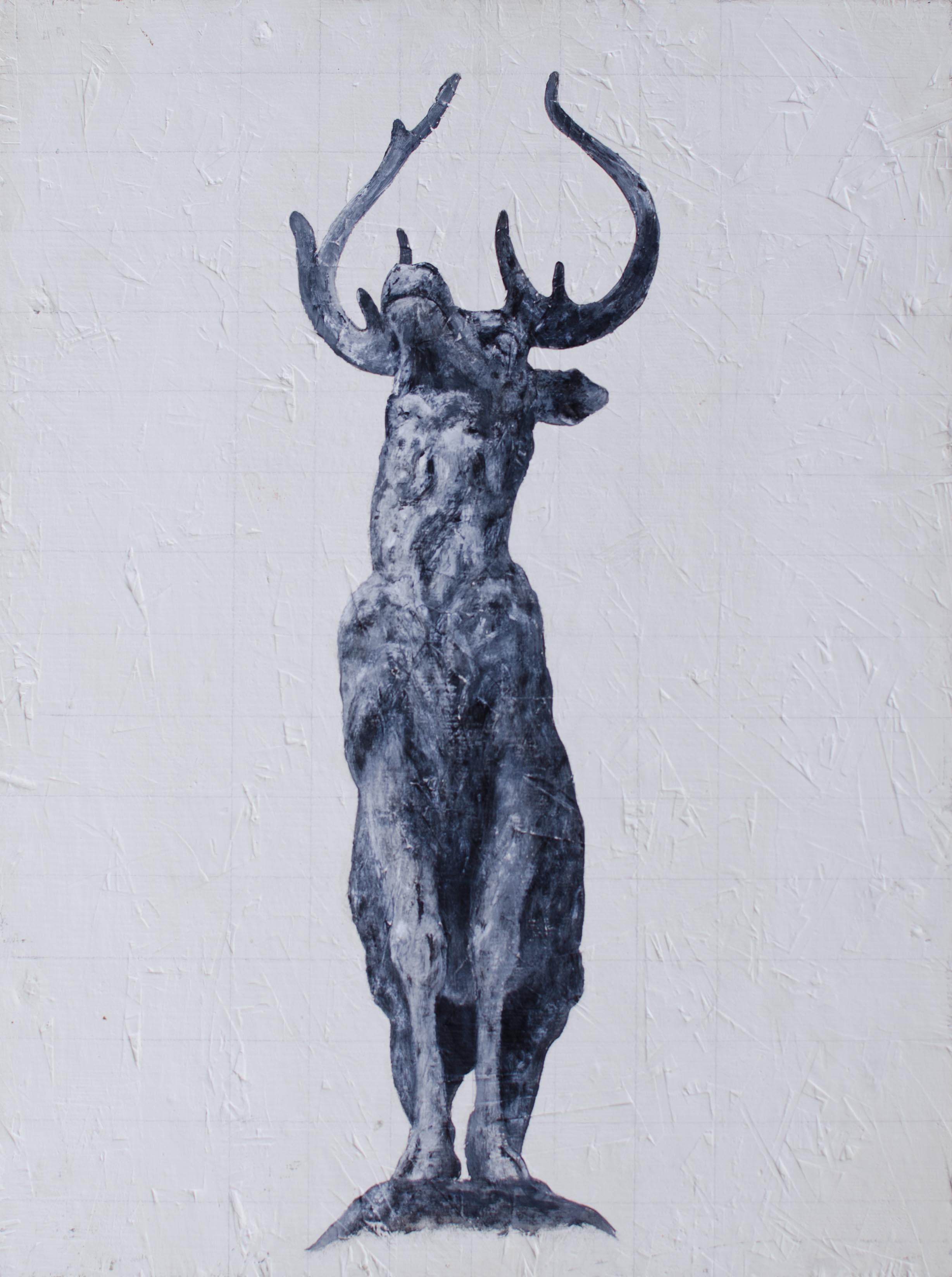 "Stag/Hart - Symbol of hartford 18/26"""