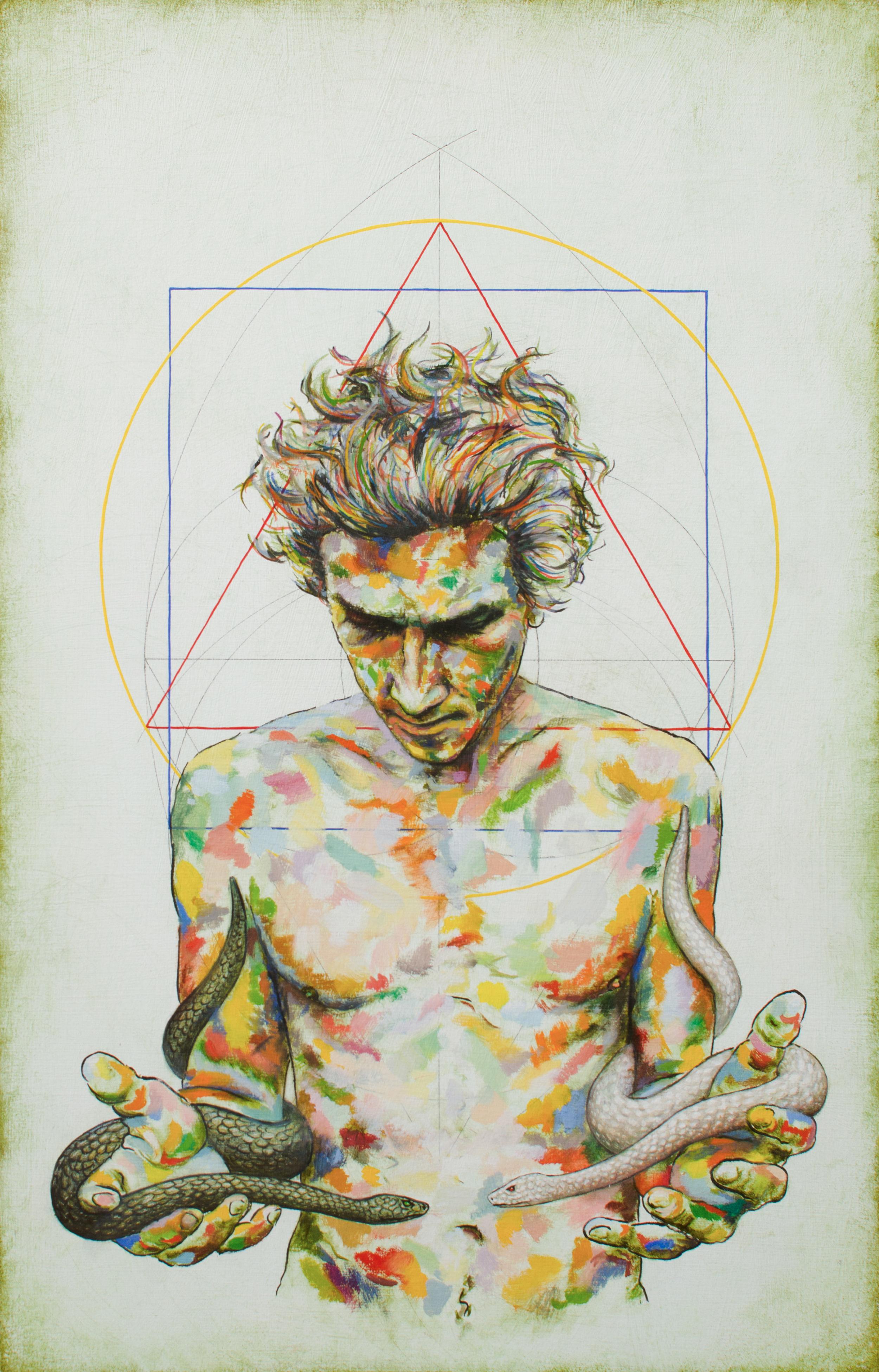 I. Magick/The Magician