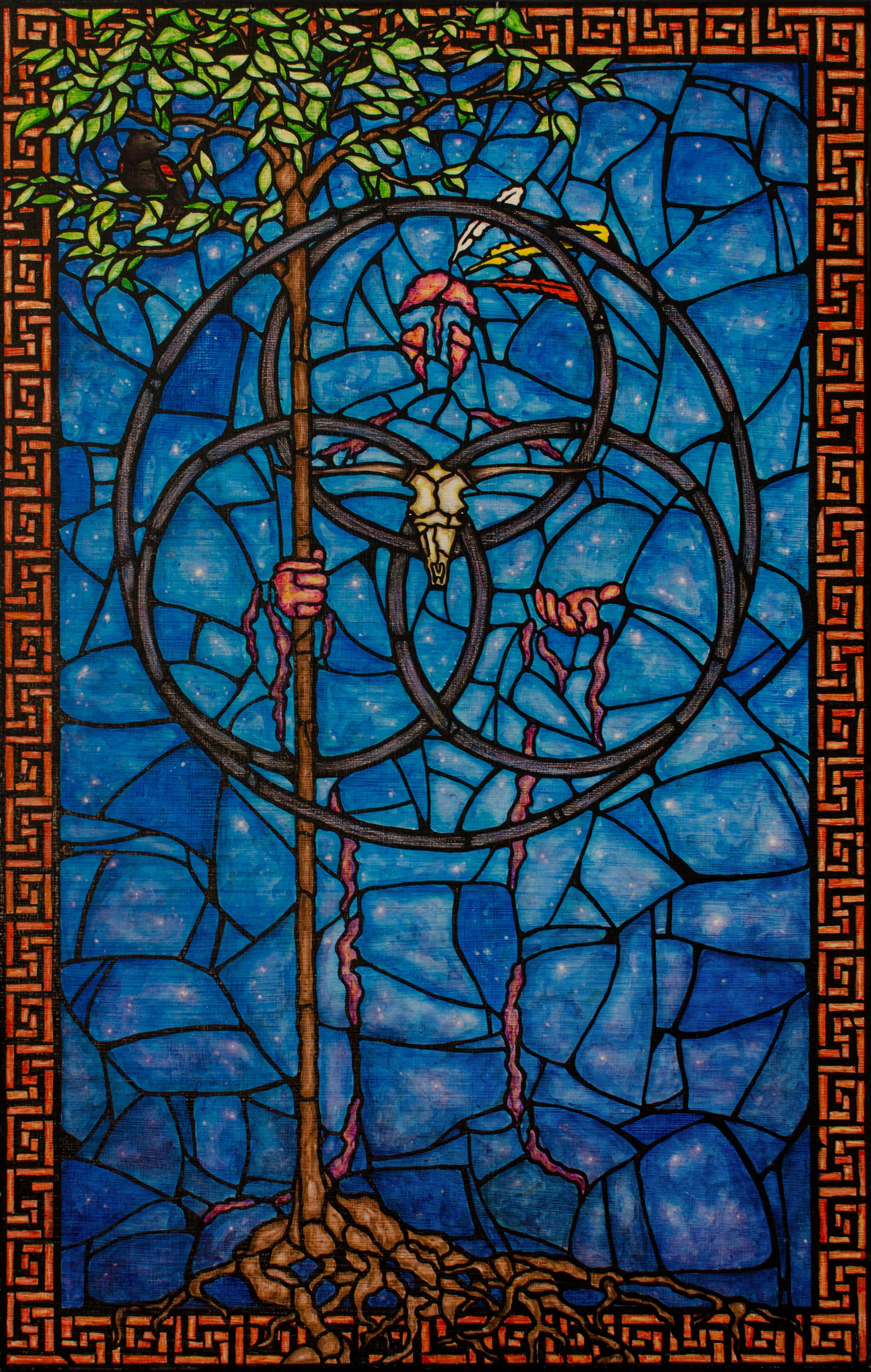 V. Communion/Hierophant