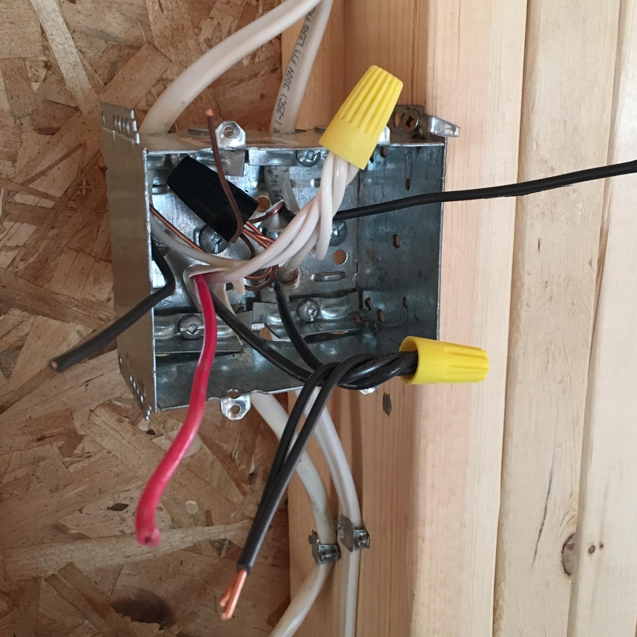 120V Outlet