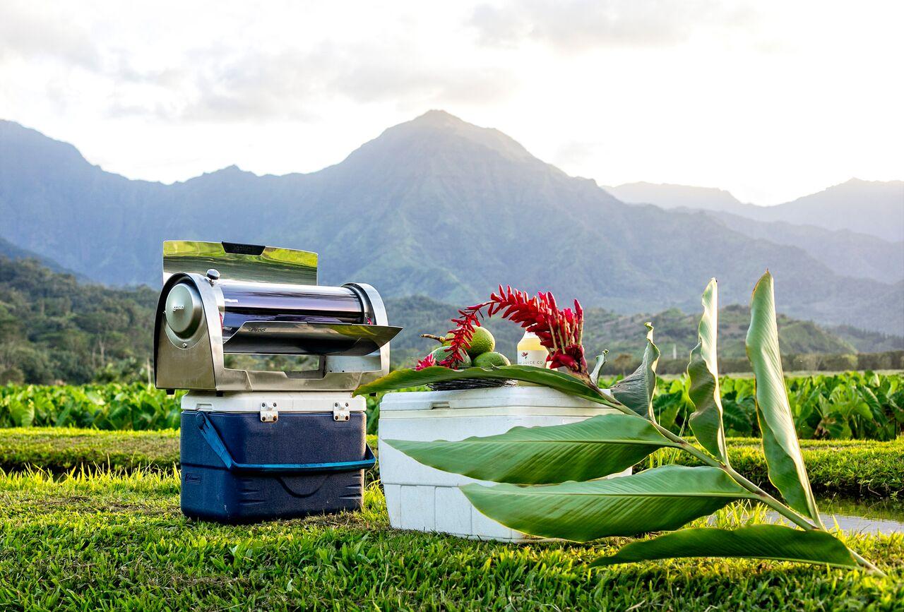 Go Sun Grill Hawaii Paradise   Tiny House Kitchen   Tiny Life Supply.jpg
