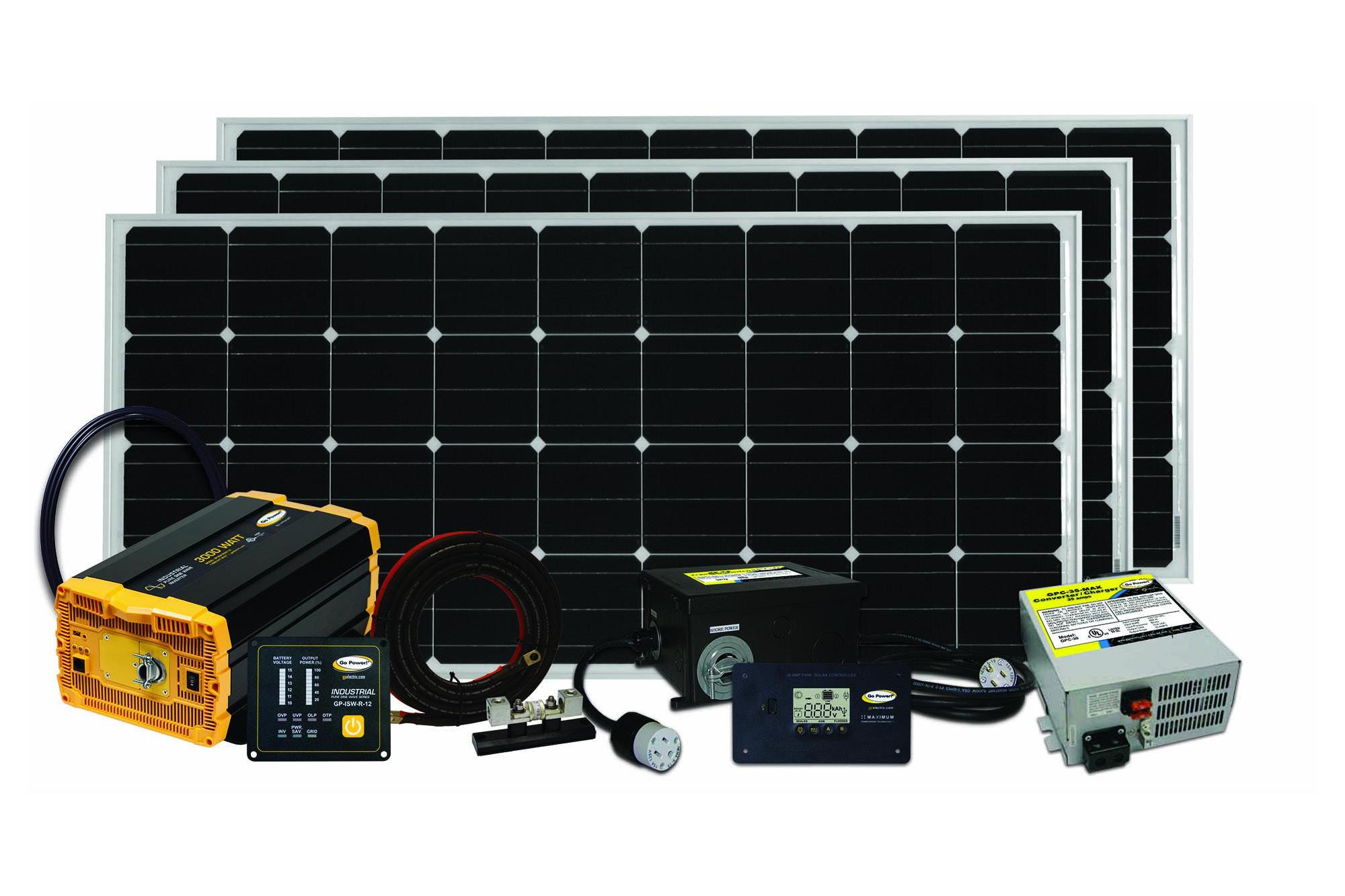 Off Grid Kits -