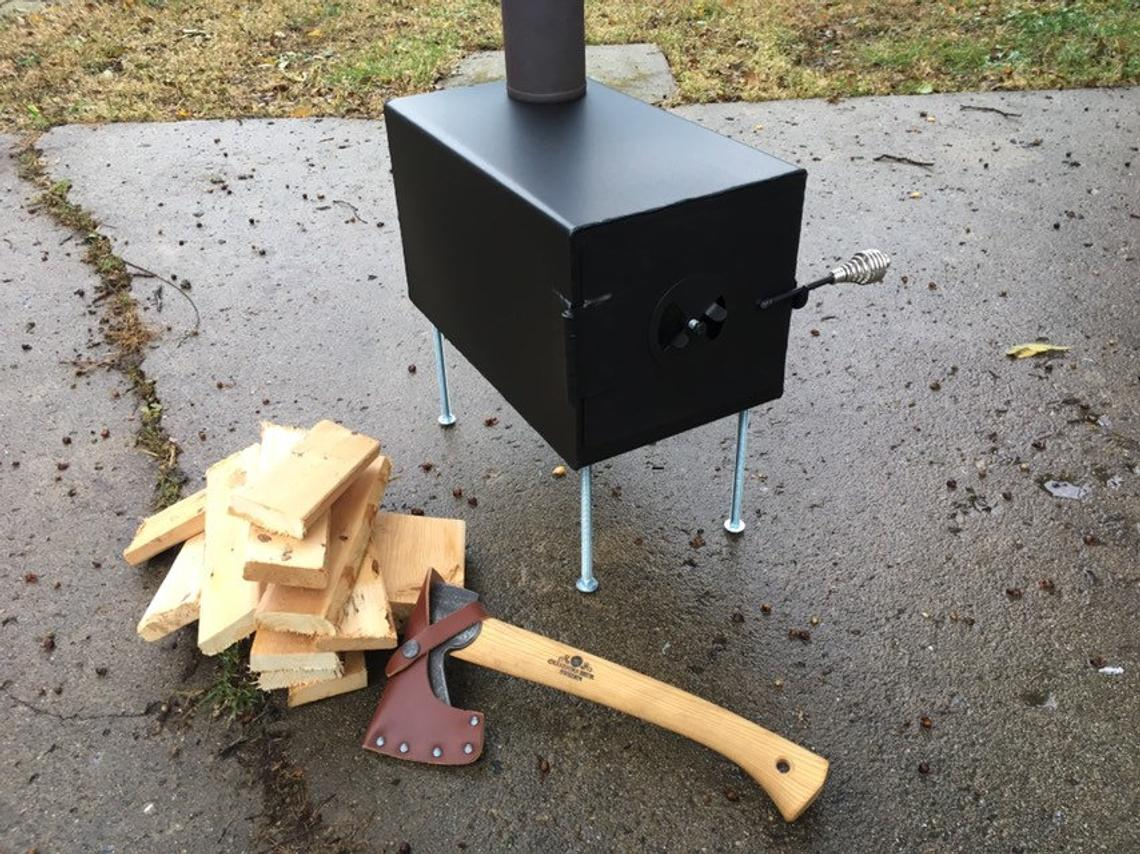 Basecamp Stove Prepped | Tiny Wood Stove.jpg