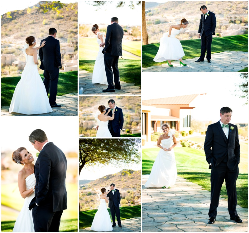 Benefits of a First Look for a Wedding