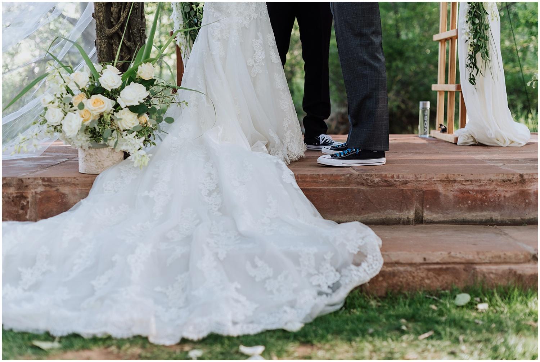 Outdoor Summer Wedding at Oak Creek Canyon in Sedona, Arizona