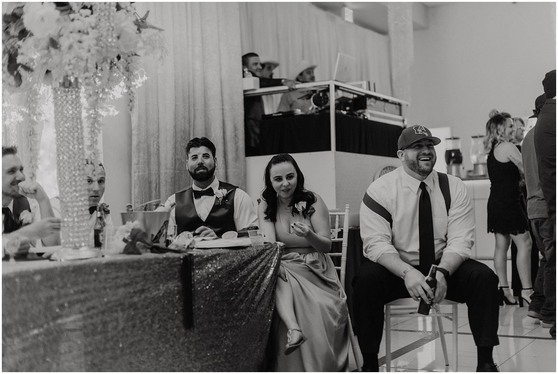 Wedding in Casa Grande, Arizona documented with photojournalism.