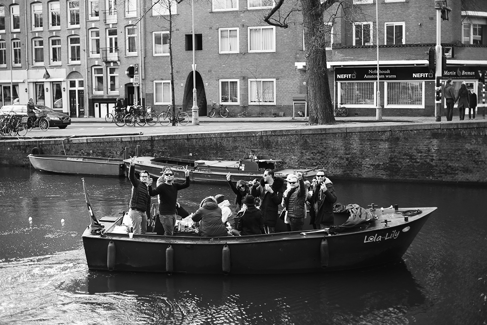 Fragments from Amsterdam14