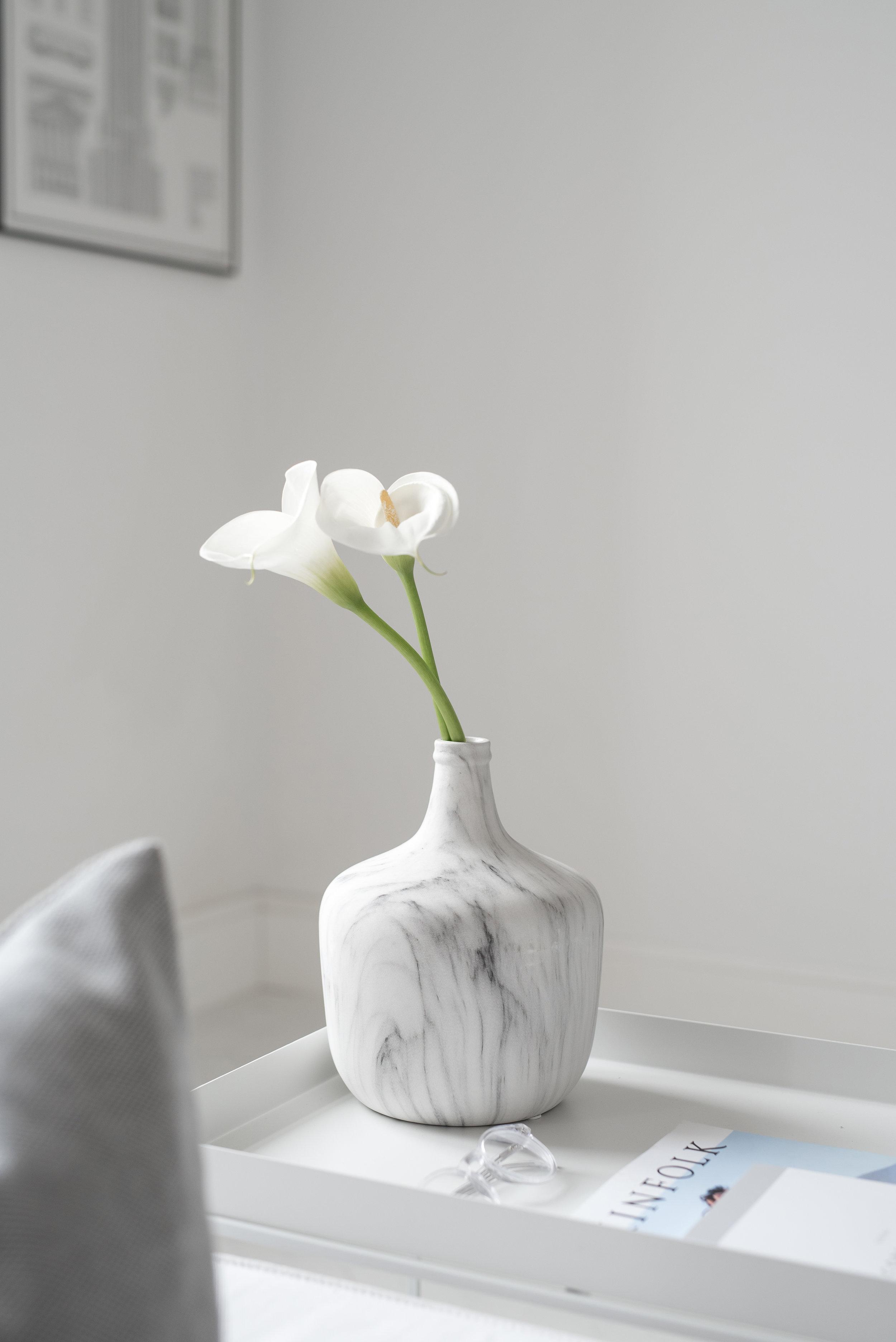 Marble Vase, Kinfolk, Cereal Guide, Eyebuydirect glasses