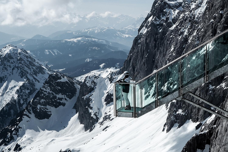 Sky Walk in Dachstein, Austria