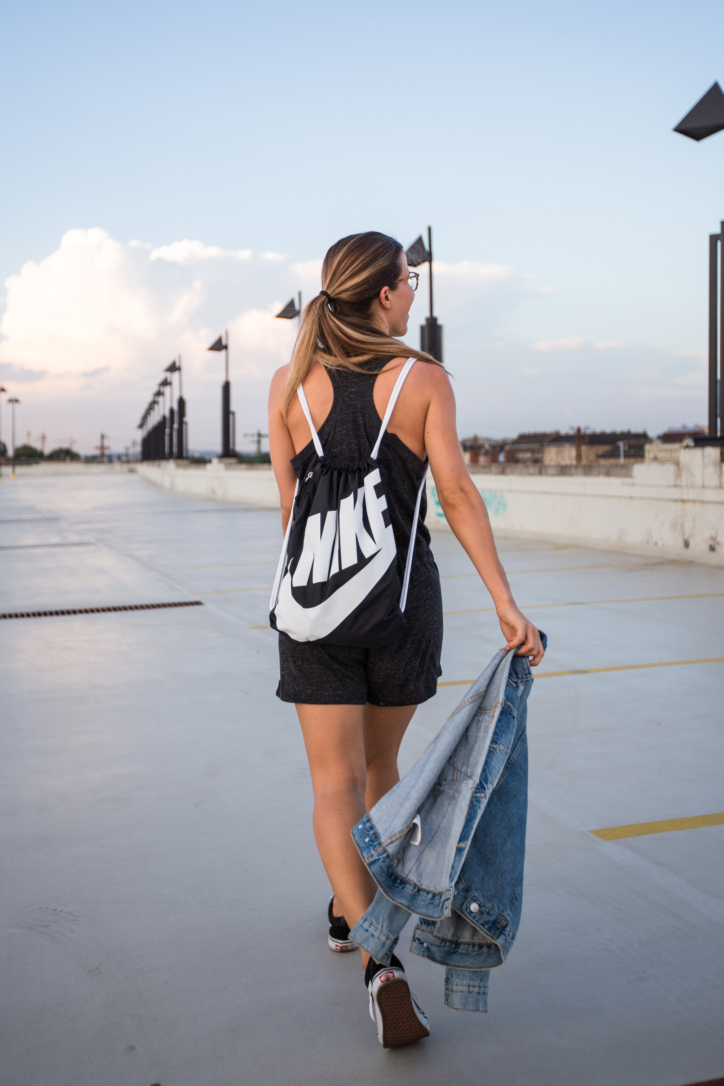 Nike Playsuit