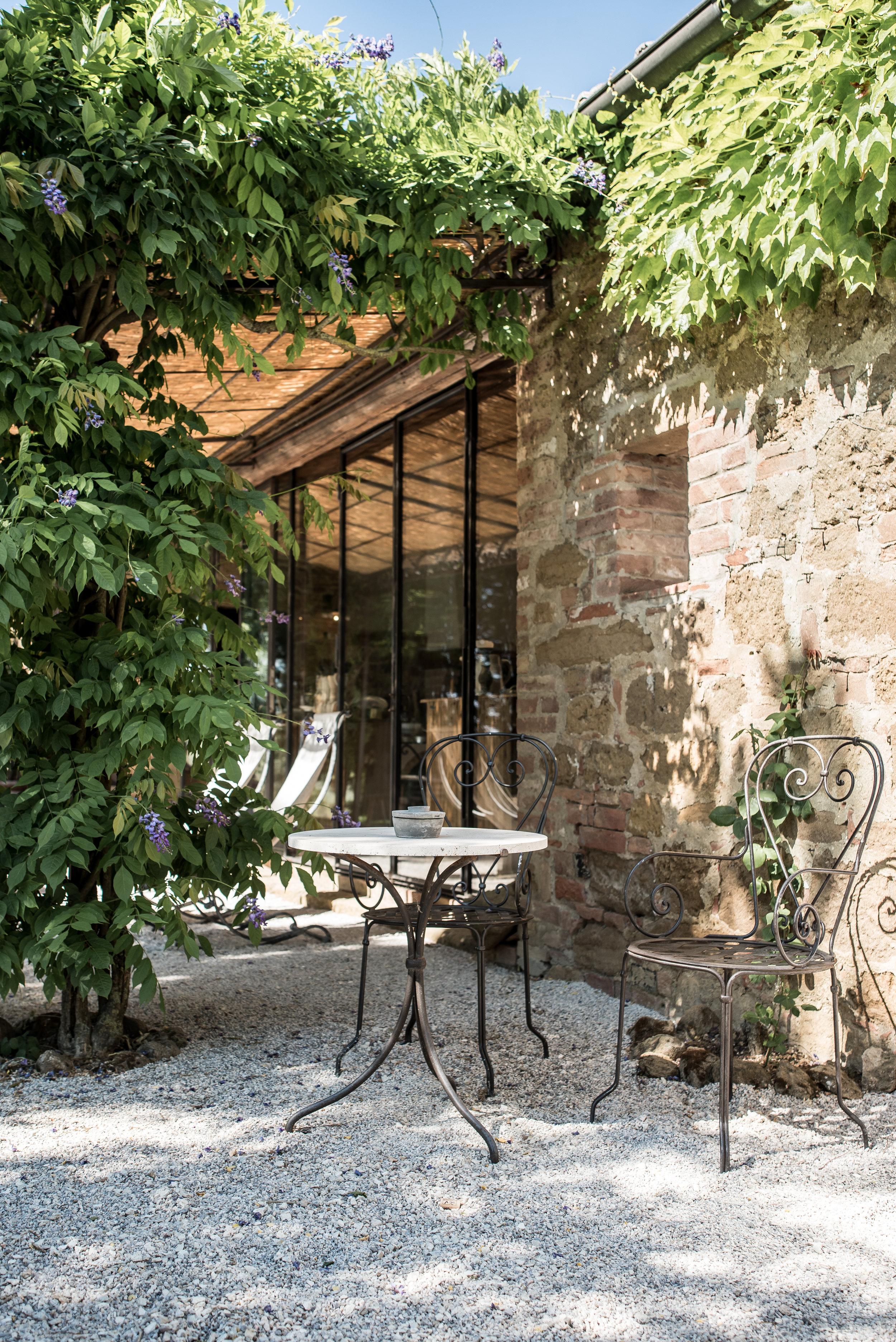 La Saracina, Tuscany