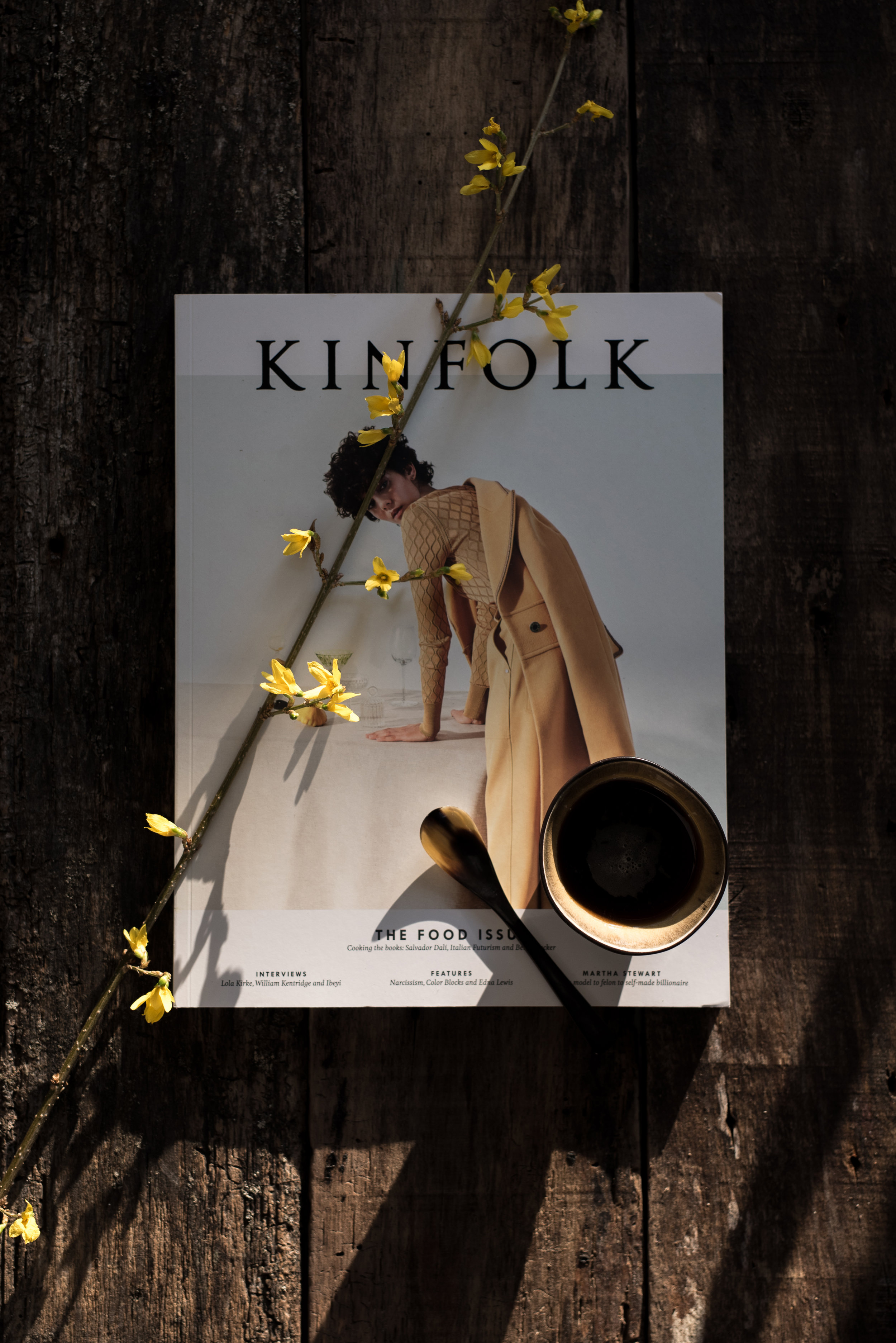 Kinfolk Magazine, Let It In, Inspirationholic