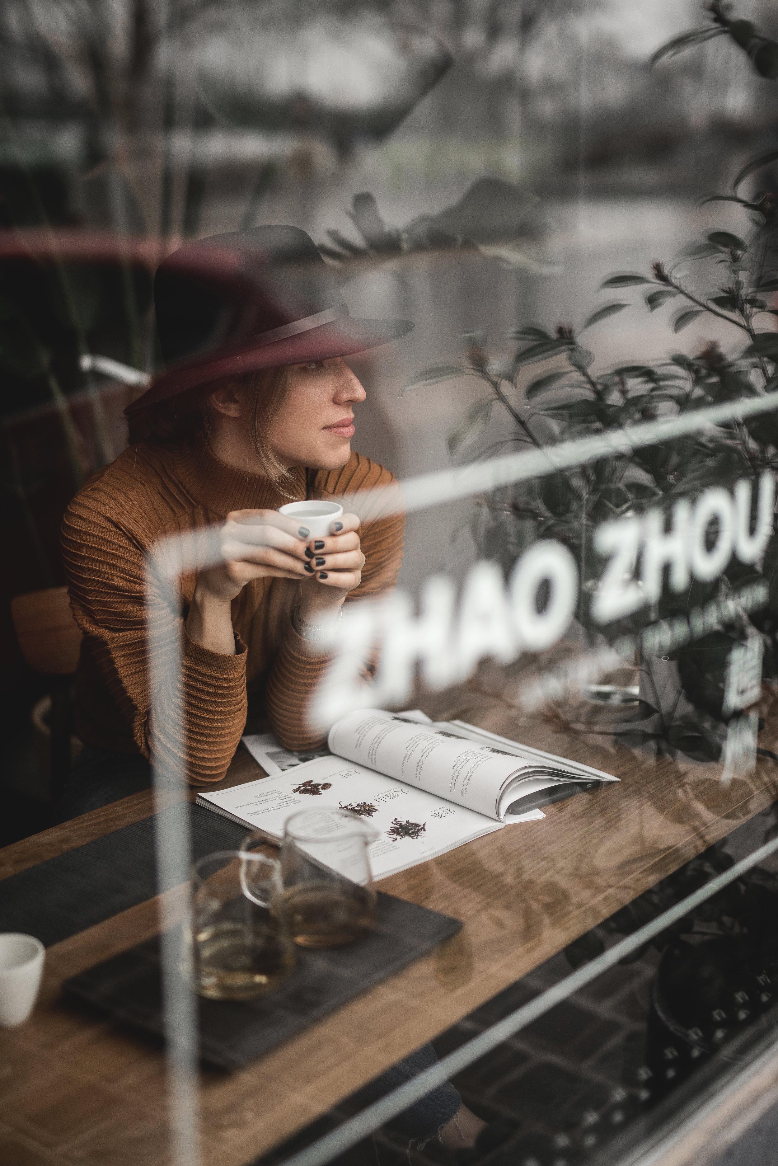 Zhao Zhou, Inspirationholic