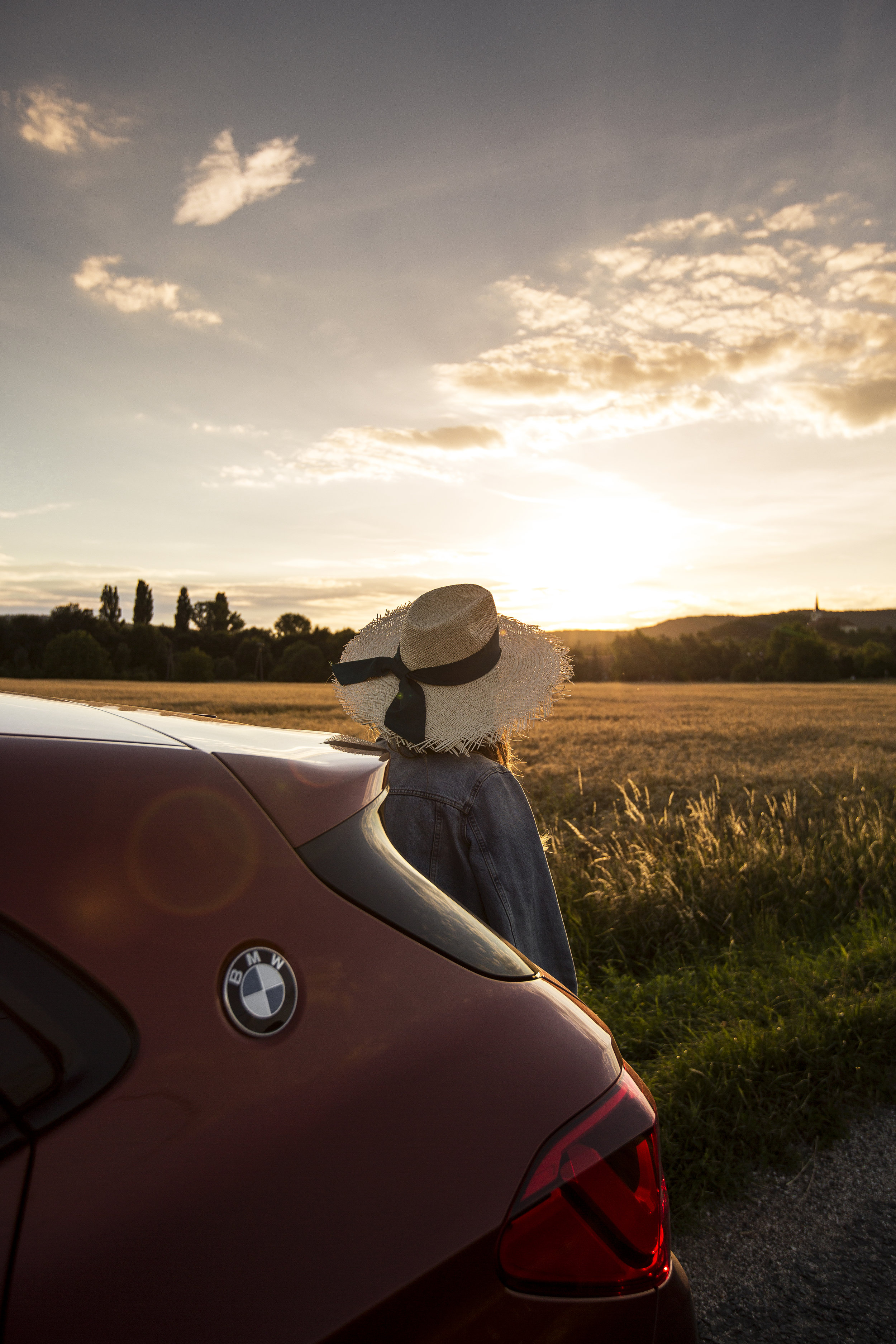On The Road With BMW, X2, Balaton Uplands