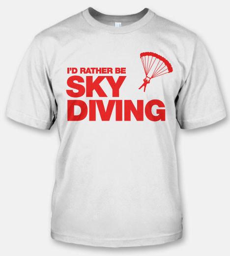 T-Shirt Etiquette   www.skydivemag.com  December 2014