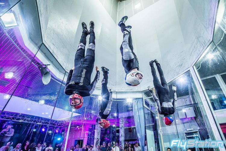 Judging for Artistic Disciplines   www.skydivemag.com  February 2016