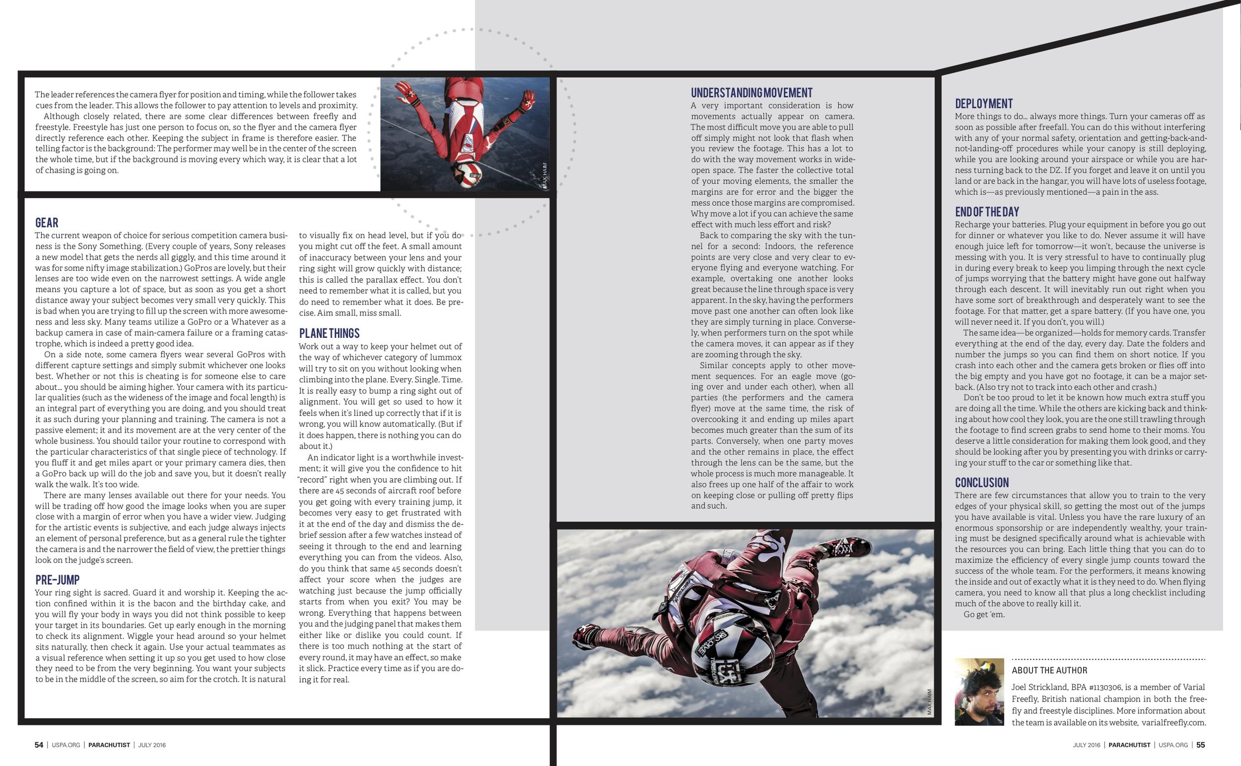 parachutist article 2