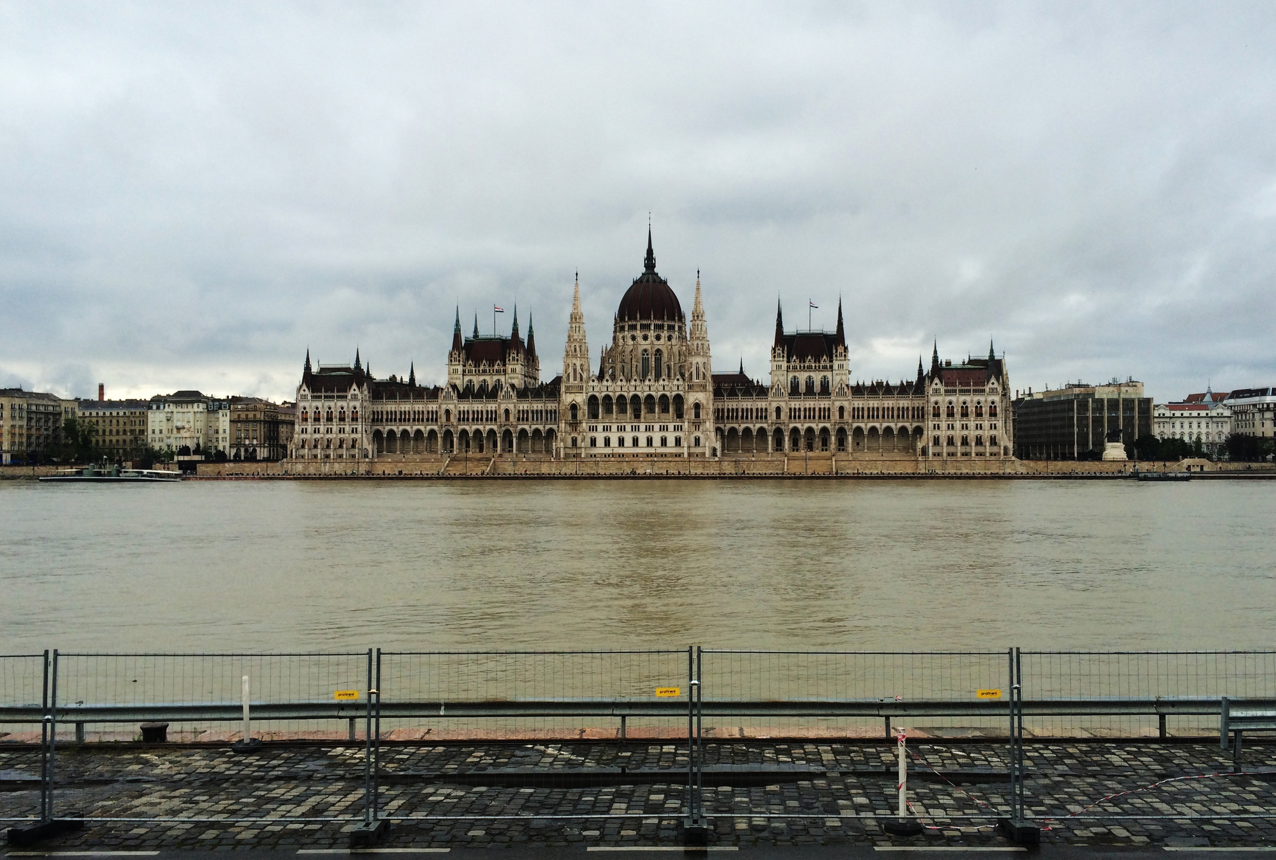 Budapest is a fun town. The Red Bull Air Race got cancelled because of really awful weather though.