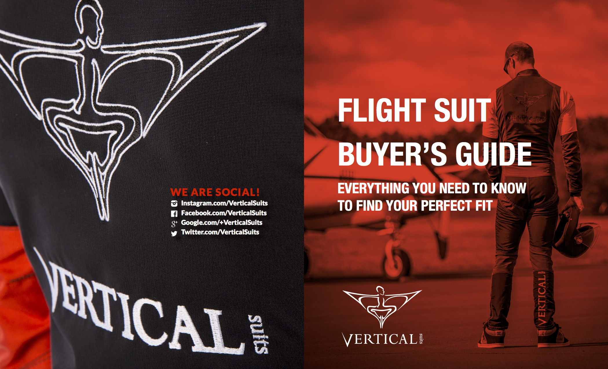 Vertical Suits: Buyer's Guide   July 2016