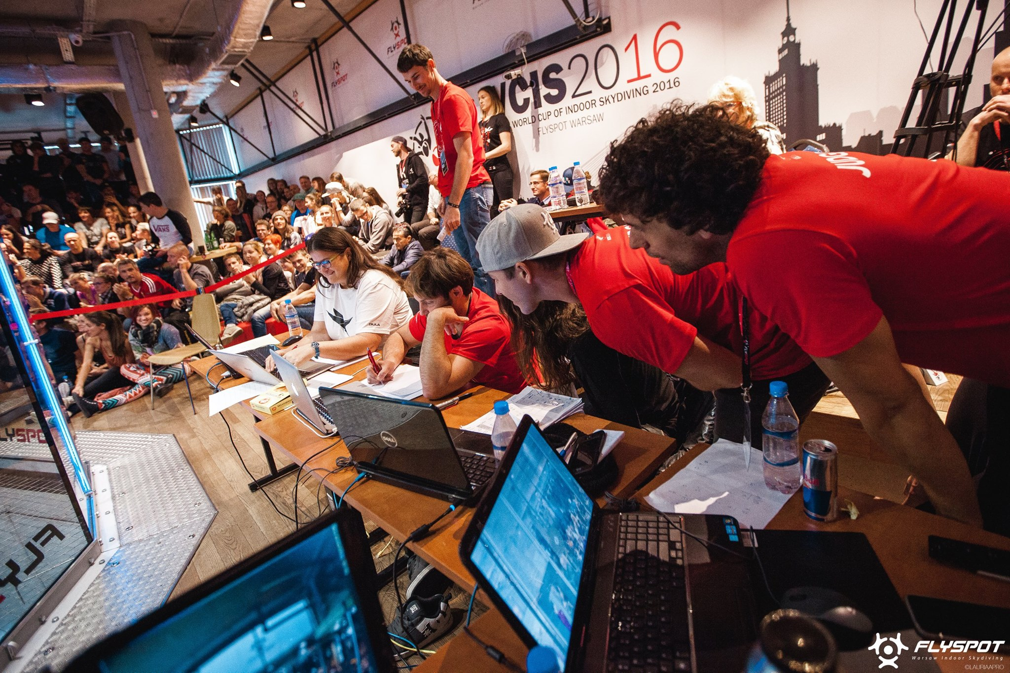World Cup of Indoor Skydiving: Part 2   www.dropzone.com  October 2016