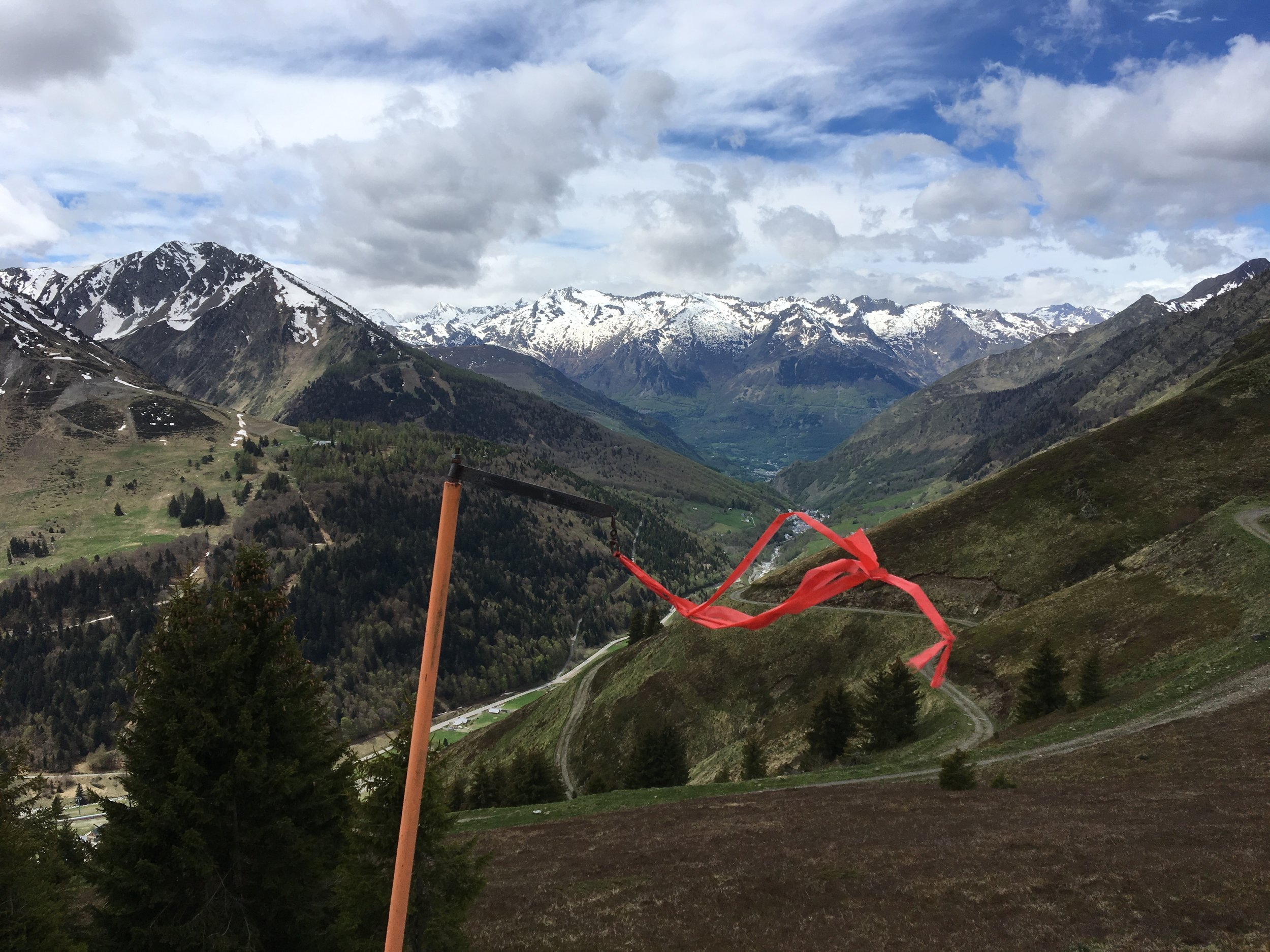 pyrenees launch