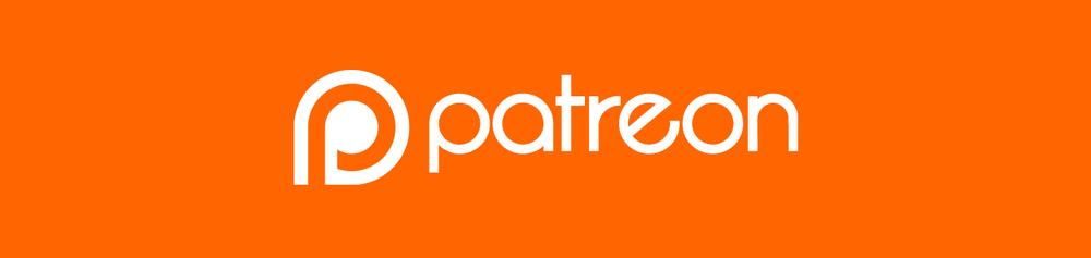 Patreon is very orange.