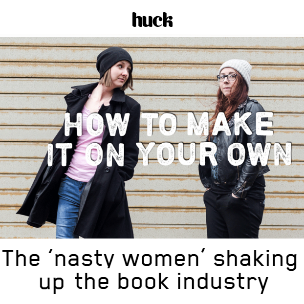 404 Ink x HUCK Magazine