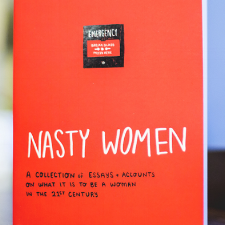 "NASTY WOMEN    Nasty Women  is the bestselling essay collection of essays and accounts on what it is to be a woman in the 21st century, described by Margaret Atwood as ' An essential window into many of the hazard-strewn worlds younger women are living in right now""  and as having  ""vital spirit""  by Ali Smith .  Meet the contributors."