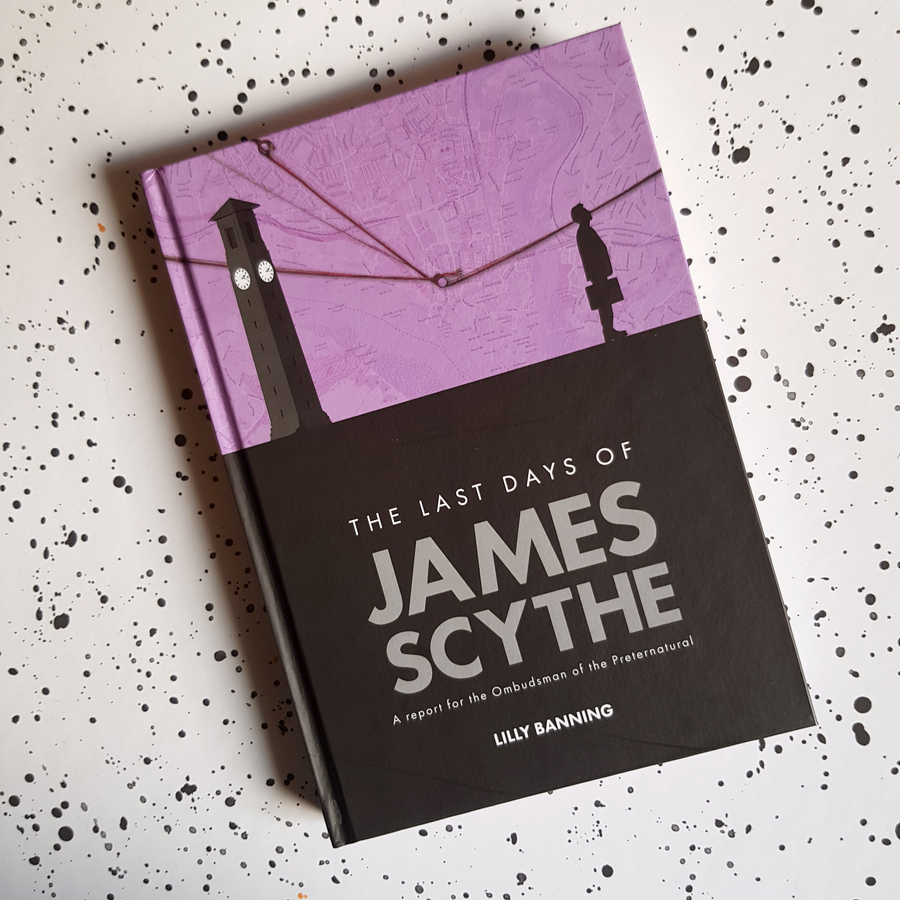 The Last Days of James Scythe      by Creeper.    The files surrounding James' disappearance have been kept secret - until now.   Shop now.
