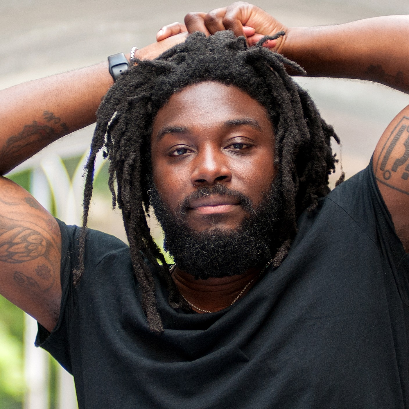 Jason Reynolds is an Edgar Award Young Adult winner, New York Times bestselling author, a Newbery Award Honoree, a Printz Award Honoree, National Book Award Honoree, a Kirkus Award winner, a two time Walter Dean Myers Award winner, an NAACP Image Award Winner and the recipient of multiple Coretta Scott King honours. The American Booksellers Association's 2017 spokesperson for Indies First, his many books include  Long Way Down ,  Boy in the Black Suit  and the  Track  series.