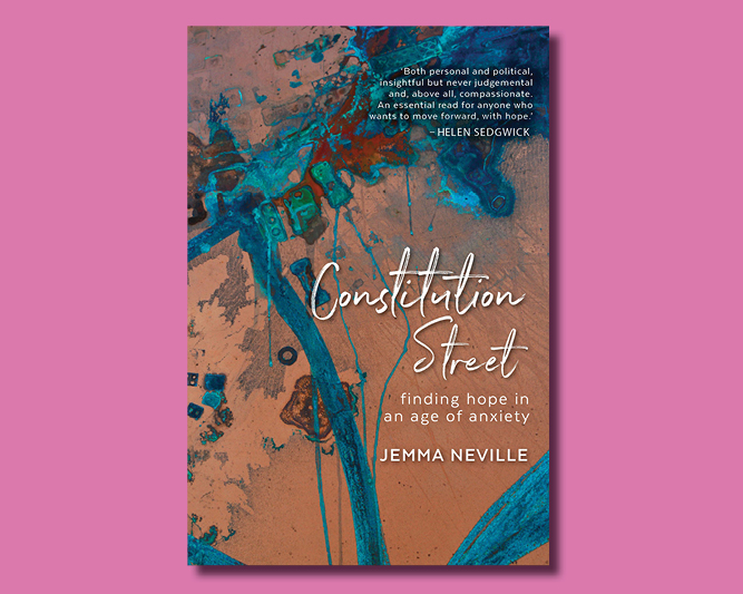 Non-fic:  Constitution Street  - £12.99