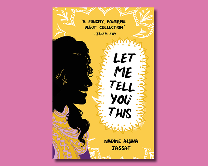 Poetry:  Let Me Tell You This  - £8.99