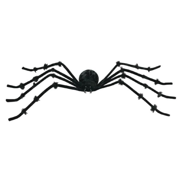 """50"""" Posable Black Spider (Target)"""