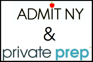 Admit NY and Private Prep Admissions Event