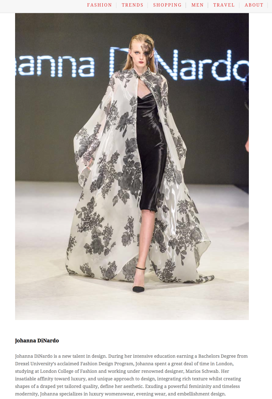 Top 10 Looks Vancouver Fashion Week