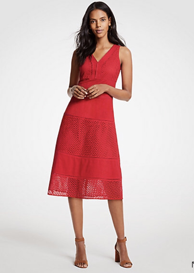 Dress:  Ann Taylor