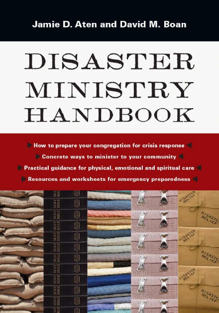Disaster Ministry Handbook from InterVarsity Press
