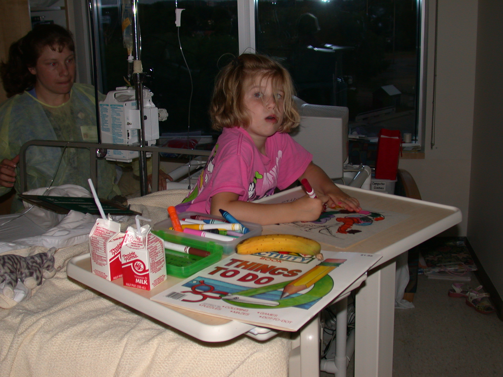 Olivia, age 3