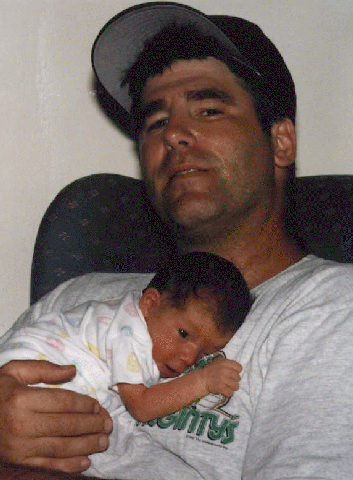 Daddy and me, Day 10