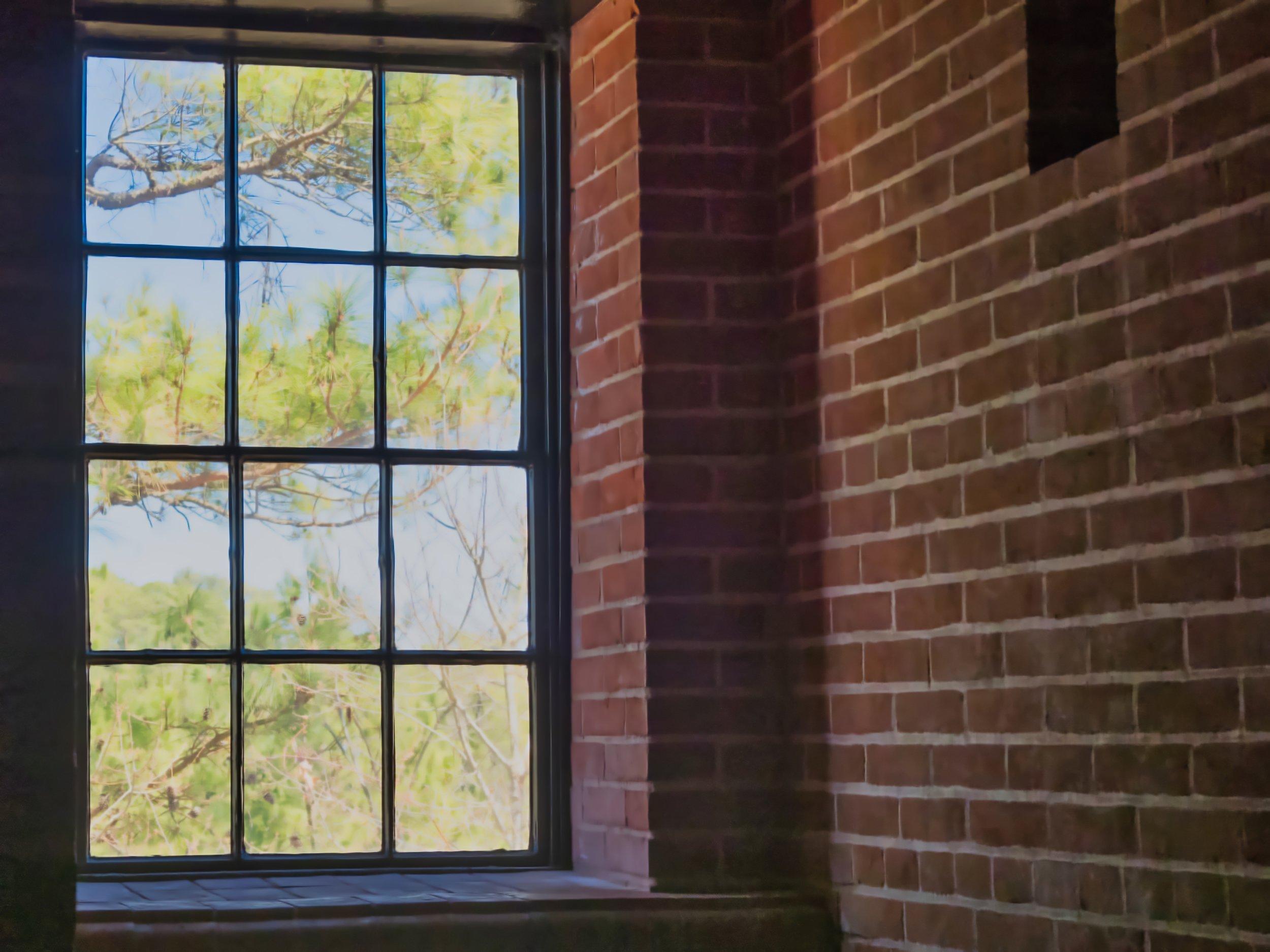 Through a Lighthouse Window